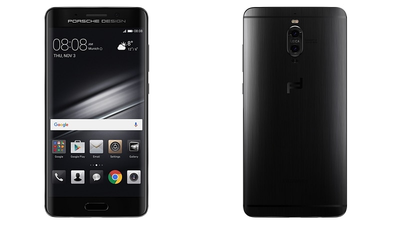 Huawei Mate 9 Porsche Design Launched: Price, Release Date, Specifications, and More