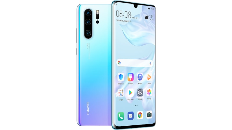 Huawei P30 Pro Starts Receiving First Software Update With Optimised Camera Performance: Report