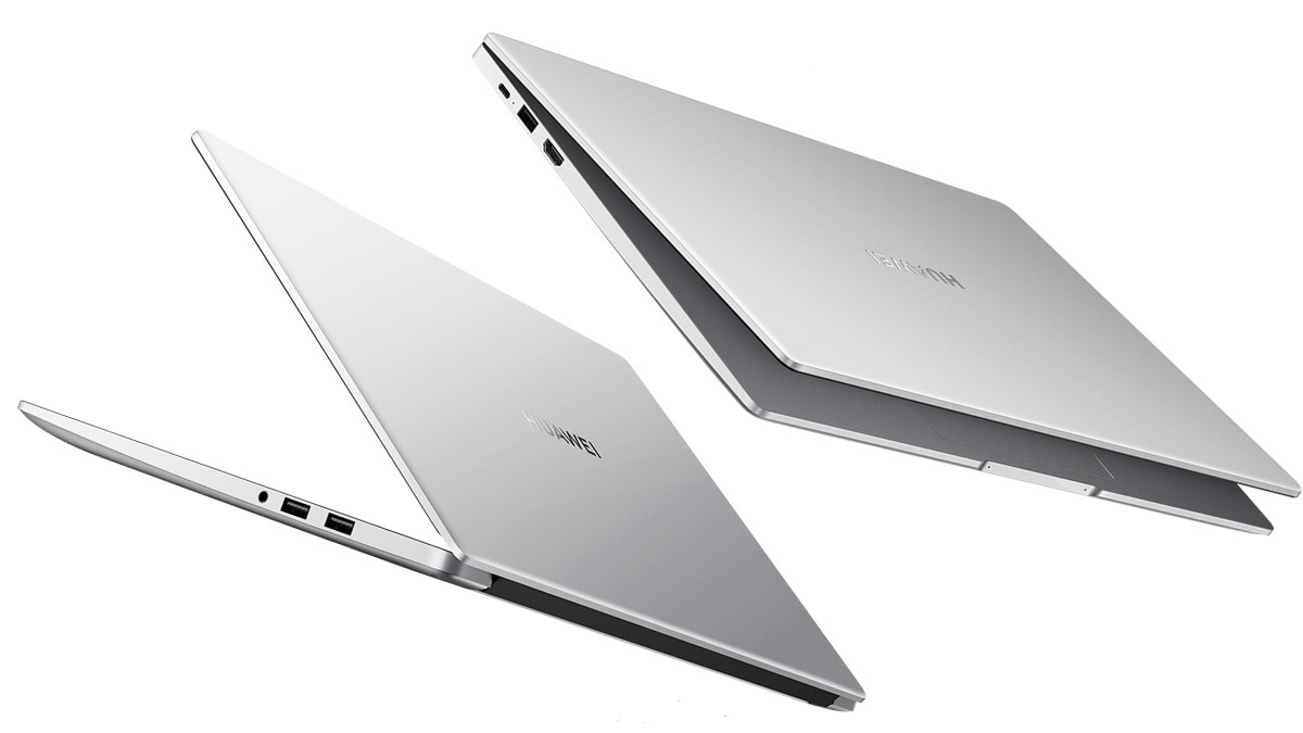Huawei MateBook D 14, MateBook D 15 Laptops With 10th Gen Intel, Optional AMD Ryzen Processors Launched