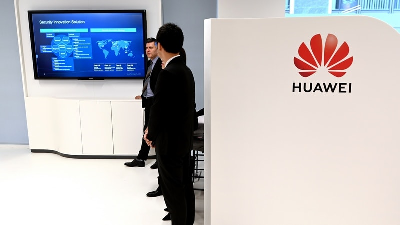 Huawei Opens Its China Gates in Widening PR Assault