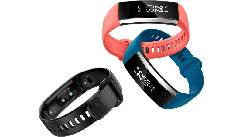 huawei band 2 band 2 pro with allday heart monitoring launched