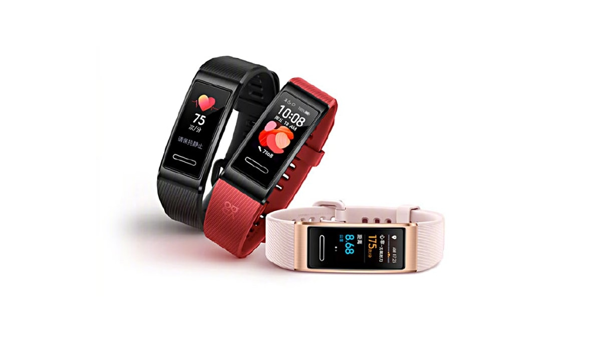 Huawei Band 4 Pro With NFC Support, SpO2 Sensor Launched: Price, Specifications
