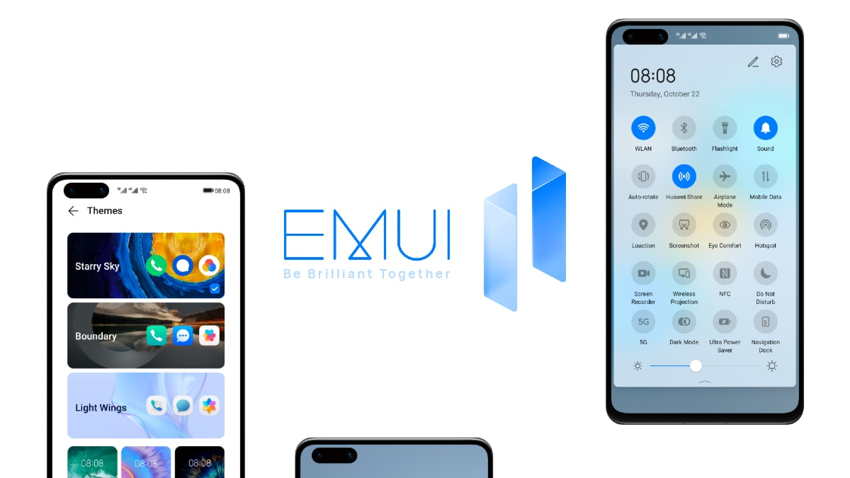 Huawei Unveils EMUI 11 Roadmap Rollout for P40 Range, Mate 30 Series, And More Phones - Gadgets 360