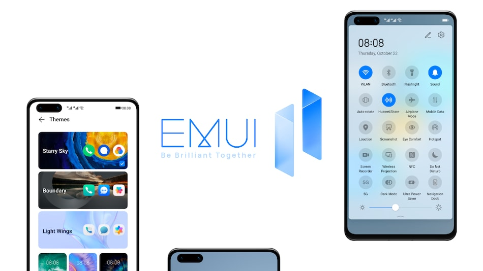 Huawei Unveils EMUI 11 Roadmap Rollout for P40 Range, Mate 30 Series, And More Phones