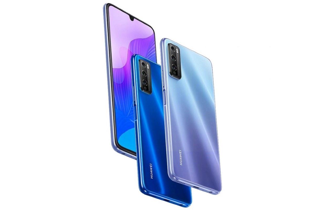Huawei Enjoy 20 Pro लॉन्च, इस 5जी फोन में हैं तीन रियर कैमरे