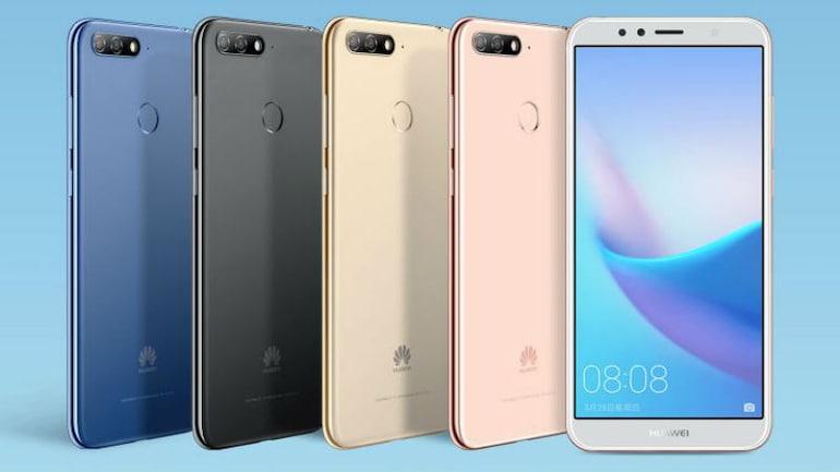 Huawei ने लॉन्च किए दो रियर कैमरे वाले तीन नए स्मार्टफोन