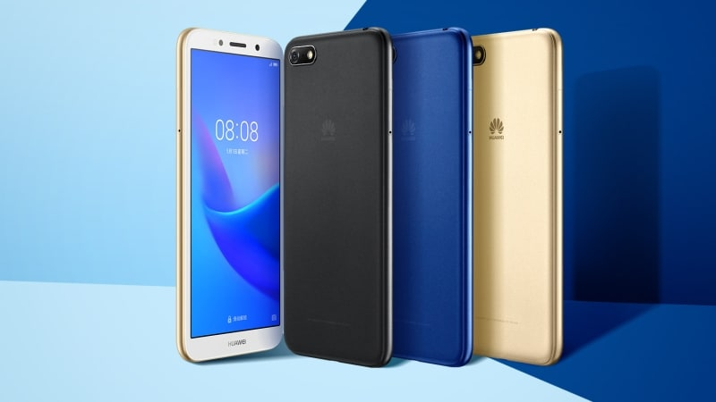 Huawei Enjoy 8e Youth With Selfie Flash, 5.45-Inch 18:9 Display Launched: Price, Specifications