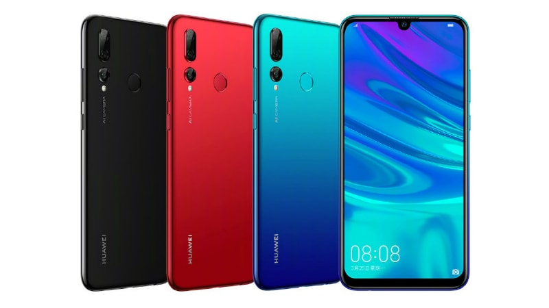 Huawei Enjoy 9S With Kirin 710 SoC, Triple Rear Cameras Launched;  Enjoy 9e, Tablet M5 Youth Edition Debut as Well