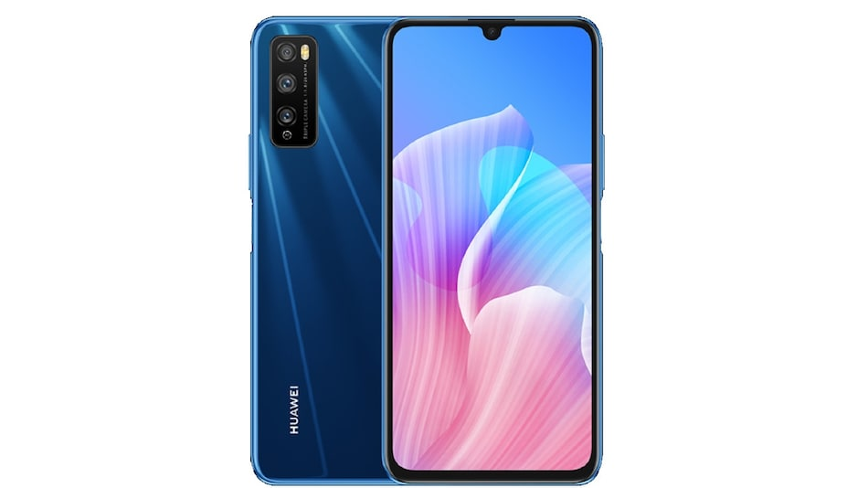 Huawei Enjoy Z 5G With 48-Megapixel Triple Cameras Launched: Price, Specifications