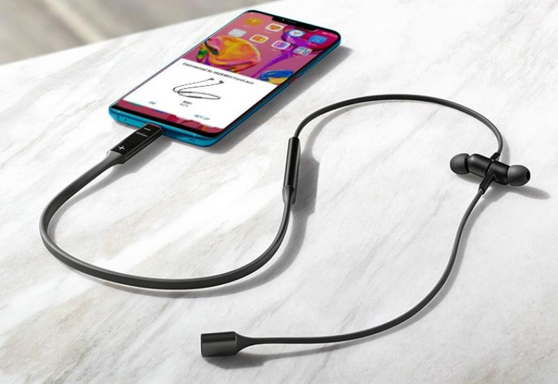 huawei freelace headphones Huawei FreeLace