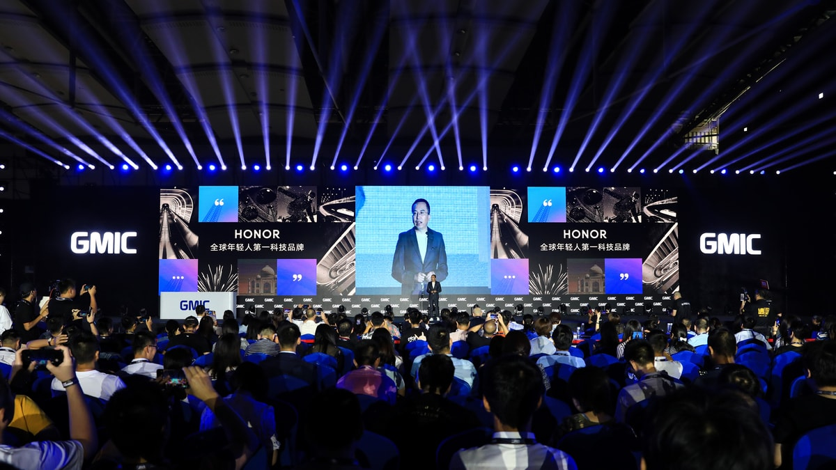 Huawei Flags First Hongmeng OS Devices - 'Smart Screens'