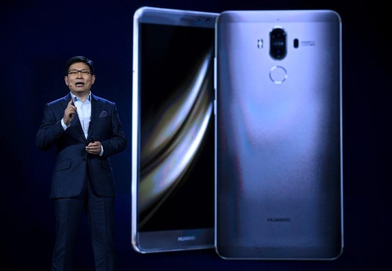huawei keynote afp Huawei Keynote