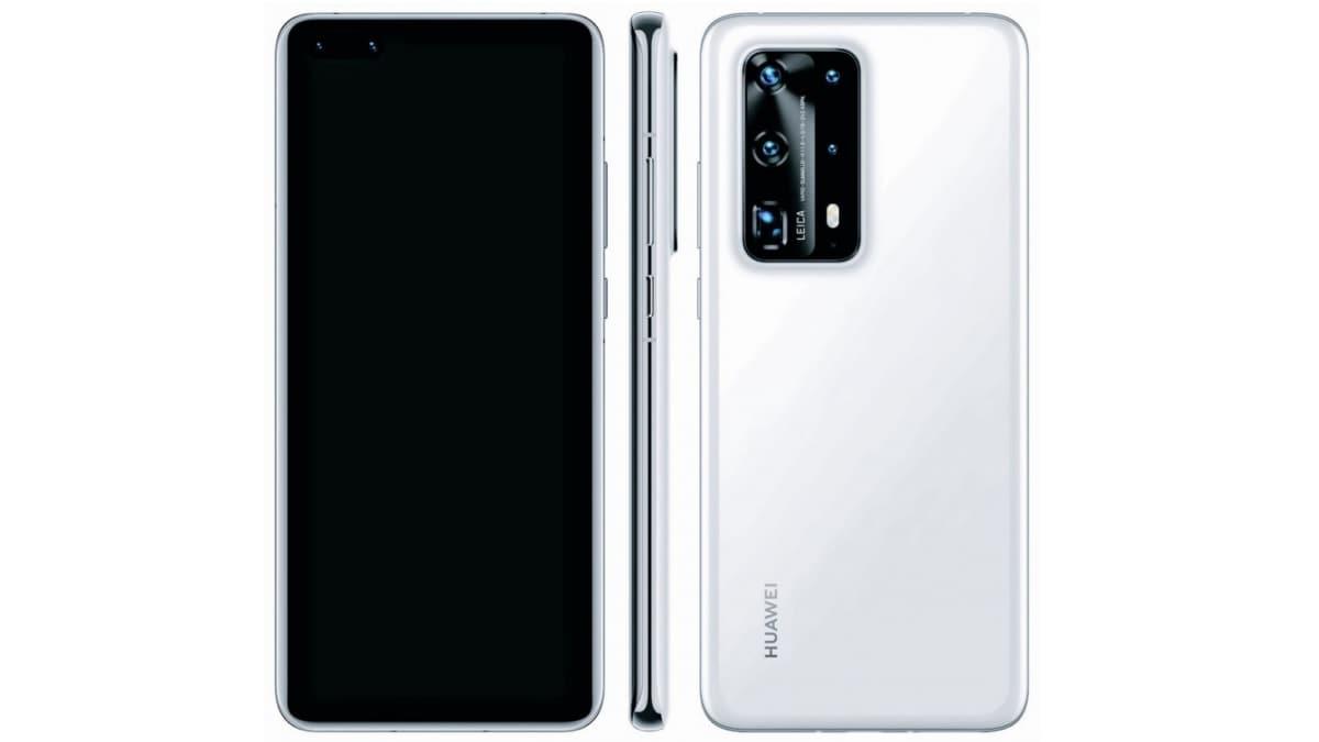huawei main twitter ishan agarwal Huawei P40 Pro