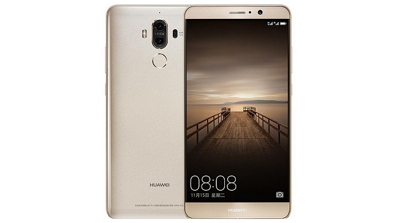 Huawei Mate 9 With 6GB RAM, 128GB Storage Goes on Sale on Third-Party Retailers