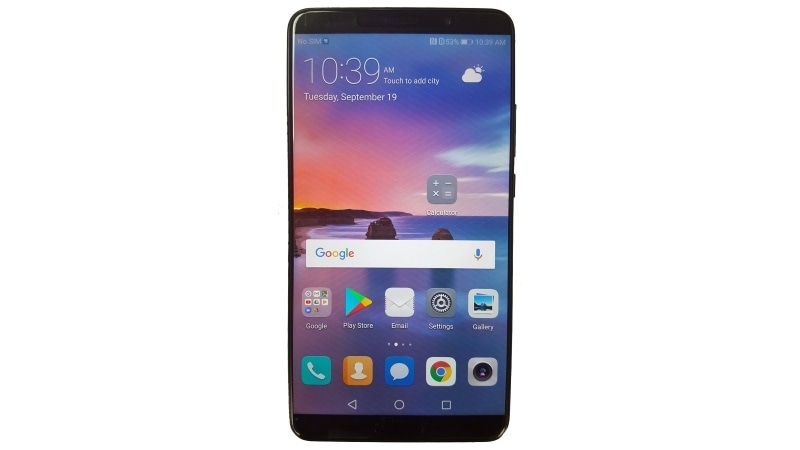 Huawei Mate 10, Mate 10 Pro Price and Images Leak Ahead of Official Launch