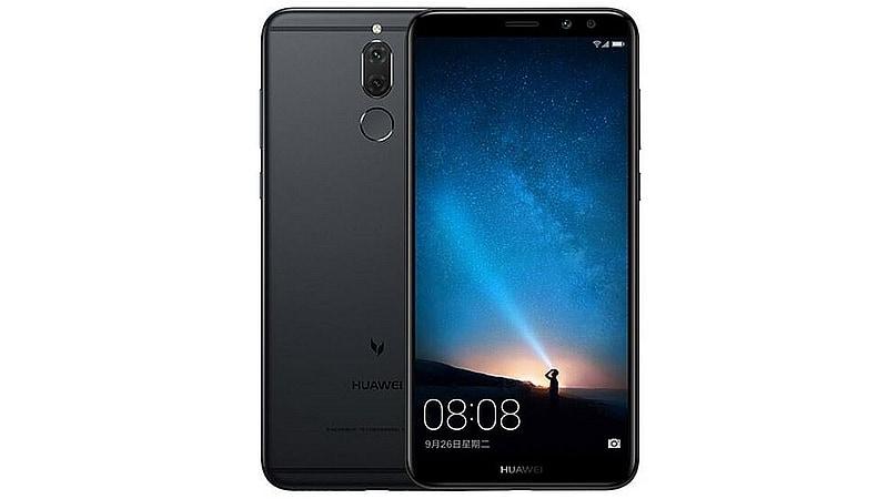 Huawei Mate 10 Lite लॉन्च, चार कैमरों वाला है यह स्मार्टफोन