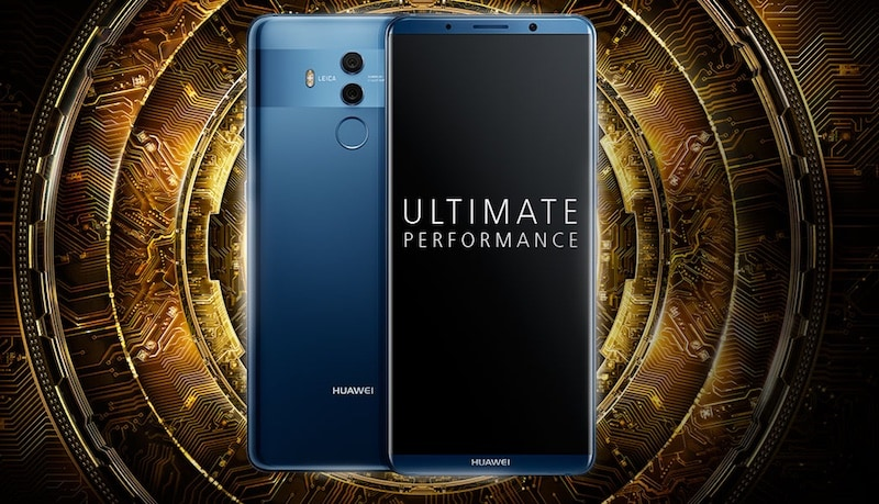 Huawei Mate 10, Mate 10 Pro With FullView Displays, MobileAI Launched: Price, Specifications