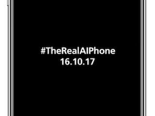 Huawei Mate 10 Teased as 'The Real AI Phone' as Company Takes a Dig at Apple
