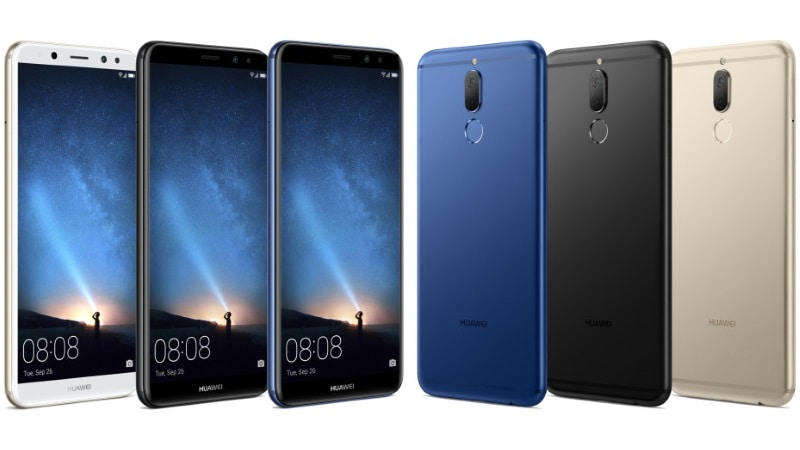 Huawei Maimang 6 Rumored To Launch as Mate 10 Lite in China