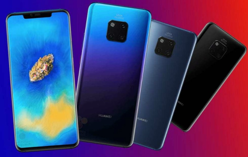 Huawei Mate 20 Pro to Launch Today, Here's How to Watch Live Stream