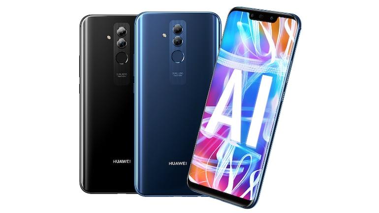 Huawei Mate 20 Lite लॉन्च, दो सेल्फी कैमरे वाला है यह फोन