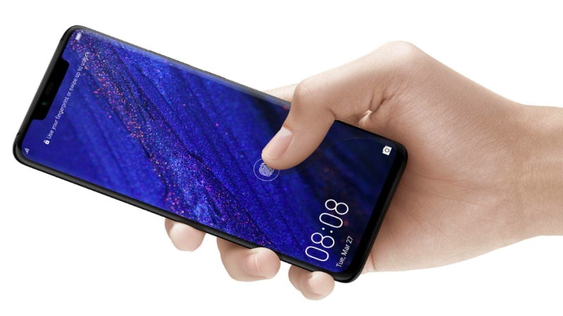 Huawei Mate 20 Mate 20 Pro Mate 20 X With 40w Supercharge Launched