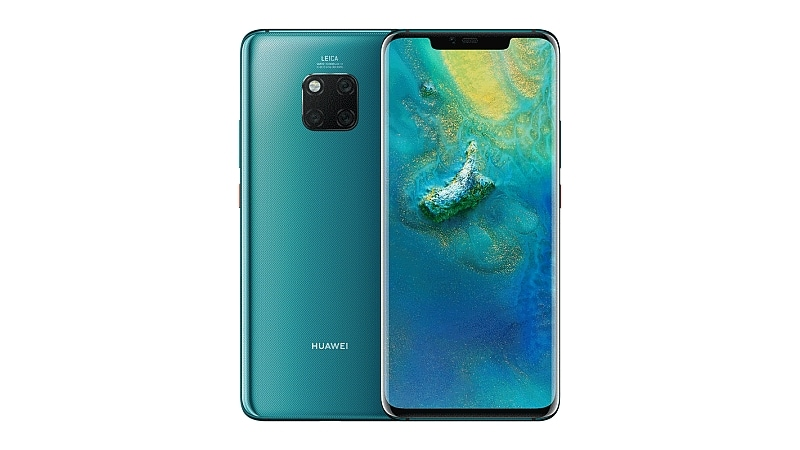 Image result for Huawei Mate 20 Pro Starts Receiving January 2019 Security Patch, Improved Camera App in India