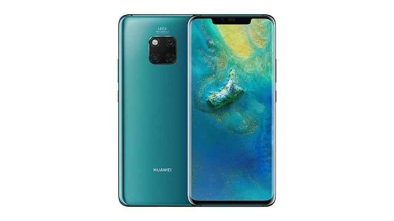 Huawei Mate 20 Pro Receiving Super Macro Mode, January Security Patch: Report