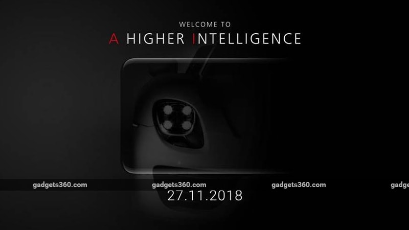 Huawei Mate 20 Pro India Launch Set for November 27, Gets Listed on Amazon India