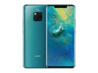 Huawei Mate 20 Pro Update Brings Face Unlock, Camera Improvements: Report
