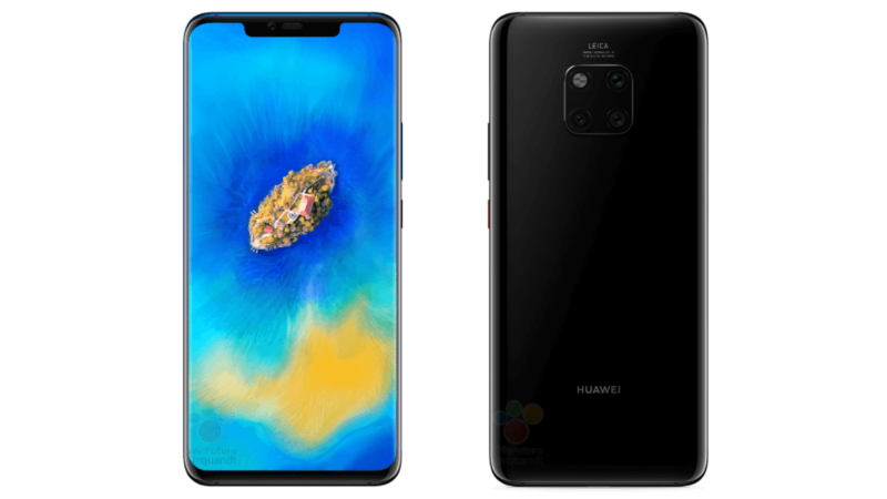Huawei Mate 20 Pro Specifications Price Leaked Ahead Of October 16