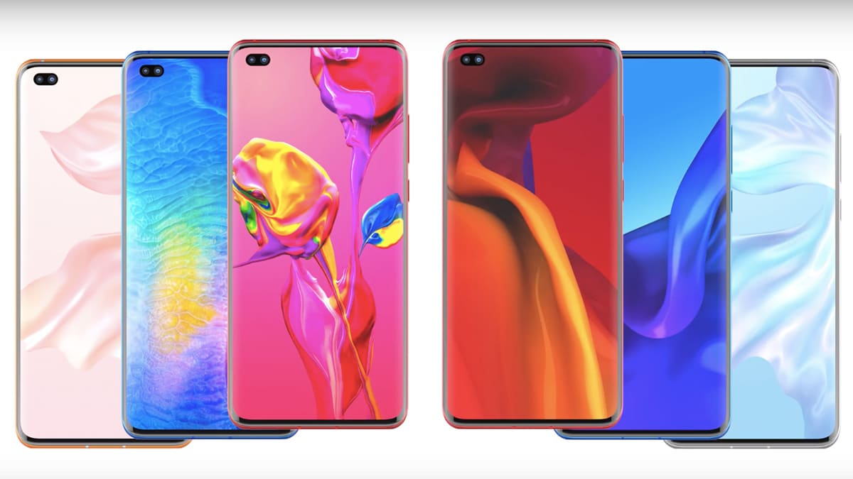 Huawei Mate 30 Pro Tipped to Include 90Hz Display, Dual Hole-Punch Selfie Cameras, 5x Optical Zoom, and More