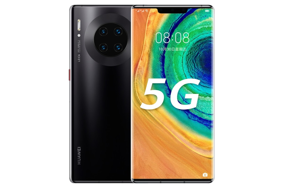 Huawei Mate 30E Pro With Kirin 990E SoC Launched: Specifications