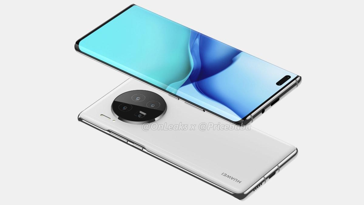 huawei mate 40 onleaks Huawei Mate 40 Pro