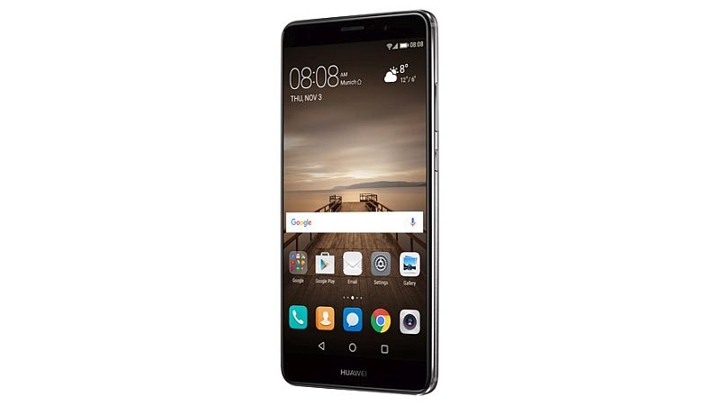 Huawei Mate 10 Will Sport Bezel-Less Display, Take on iPhone 8, Says CEO