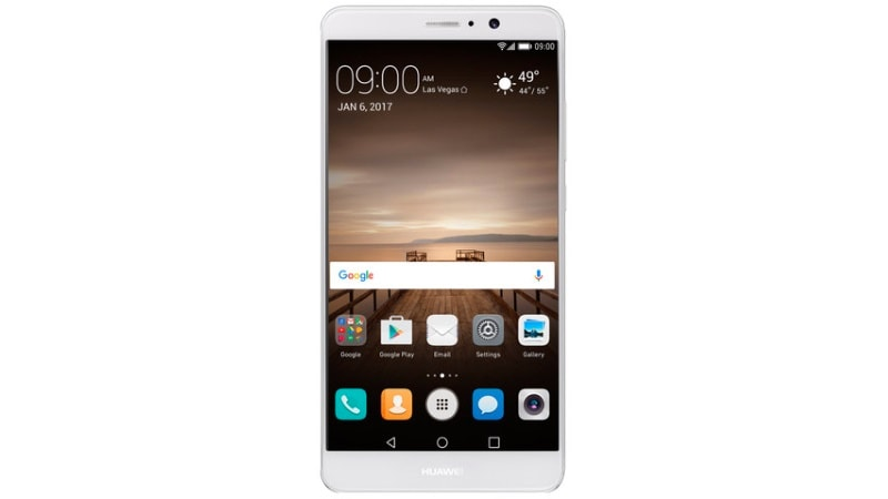 Huawei Mate 9 Launched in the US, Will Get Amazon Alexa in Early 2017