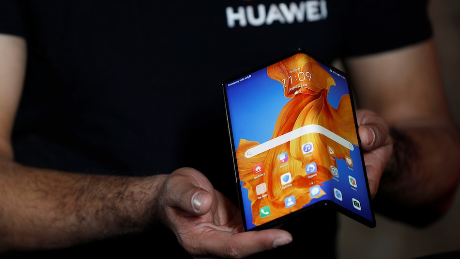 Huawei Mate Xs Foldable Phone With Kirin 990 Chip, Redesigned Screen Launched: Price, Specifications