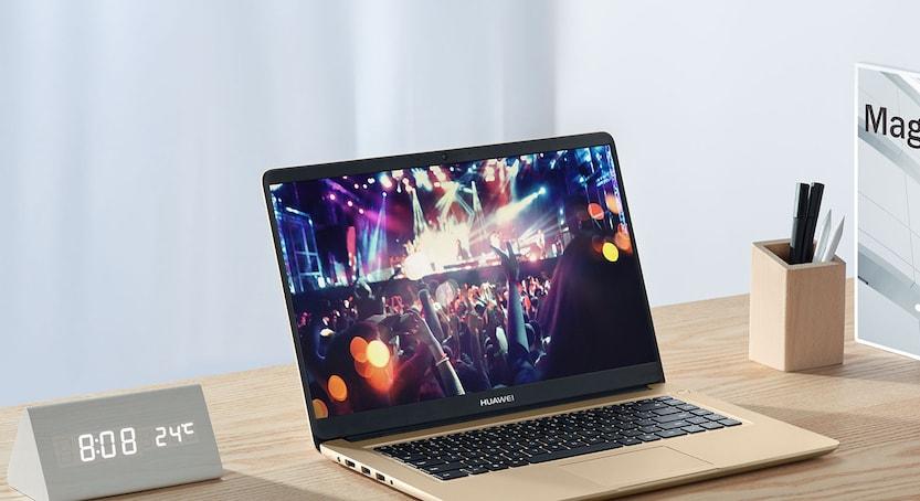 Huawei MateBook X, MateBook E, MateBook D Windows 10 Laptops