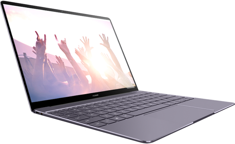 Huawei MateBook X, MateBook E, MateBook D Windows 10 Laptops Launched