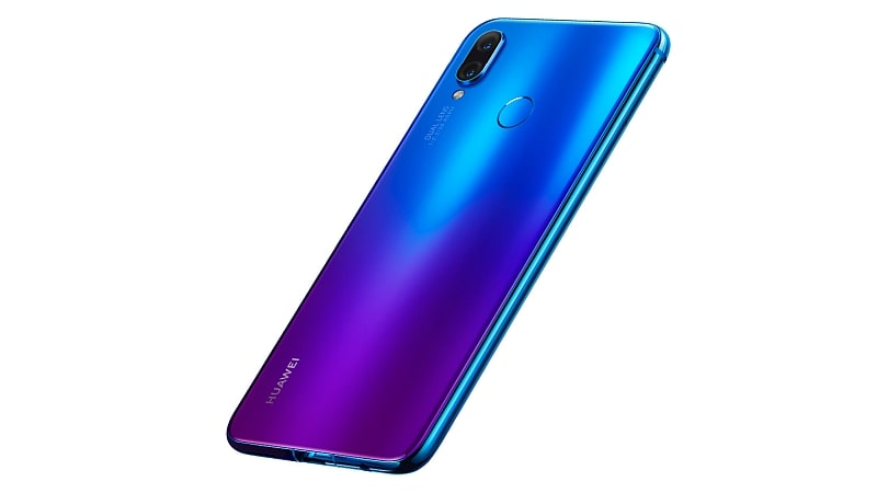 Huawei Nova 3i Iris Purple Colour Variant to Go on Sale in India for First Time Today