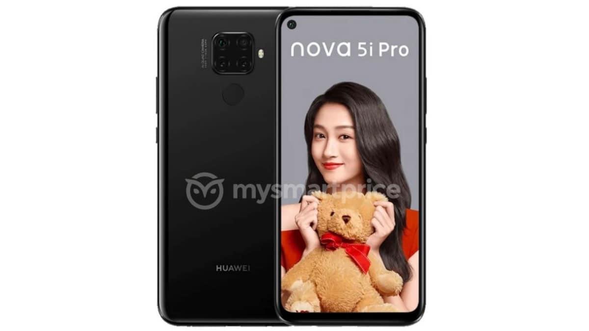 huawei nova5ipro mysmartprice ishanagarwal bodyimage Huawei Nova 5i Pro