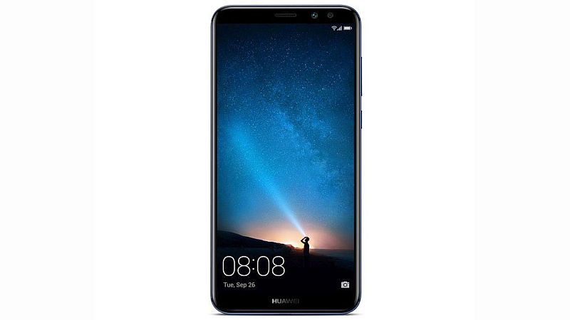 Huawei Nova 2i With FullView Display and Four Cameras Launched