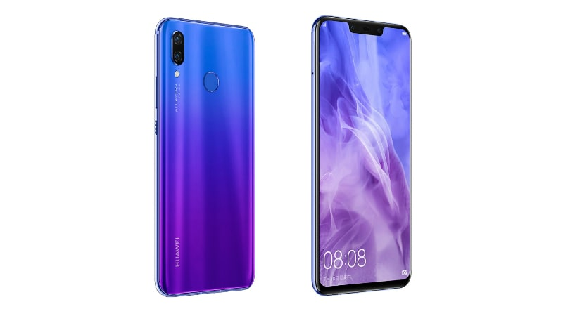 Huawei Nova 3 With AI Scene Recognition, 3D Qmoji Launched