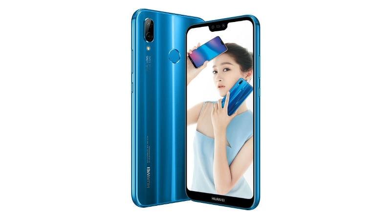 Huawei Nova 3e स्मार्टफोन लॉन्च, जानें इसके बारे में