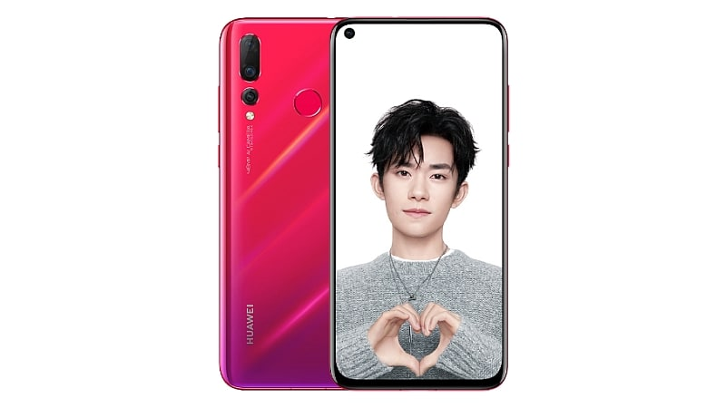 Huawei Nova 4 With Display Hole, 48-Megapixel Rear Camera Launched: Price, Specifications