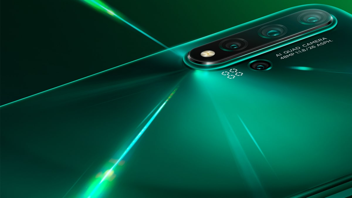 Huawei Nova 5 Series Confirmed to Have 40W Super Fast Charging, Quad Rear Cameras; Huawei Nova 5 Pro Specifications Emerge