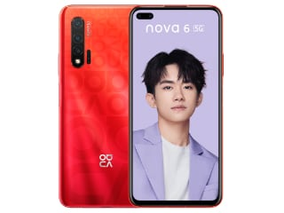 Huawei Nova 6, Nova 6 5G With Dual Selfie Cameras, Kirin 990 SoC Launched; Nova 6 SE Unveiled Too