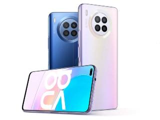 Huawei Nova 8i Full Specifications, Design Revealed via Company Site Ahead of Launch