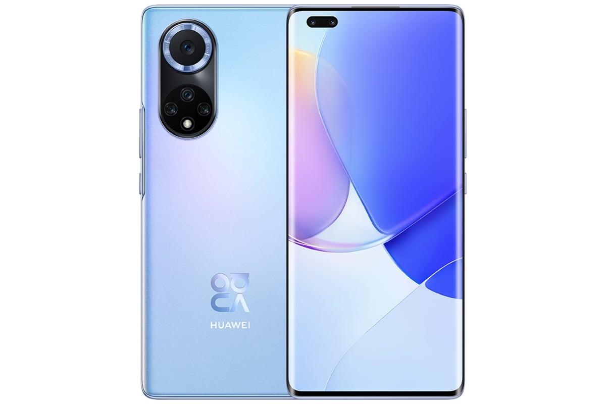 huawei nova 9 pro front back image Huawei Nova 9 Pro