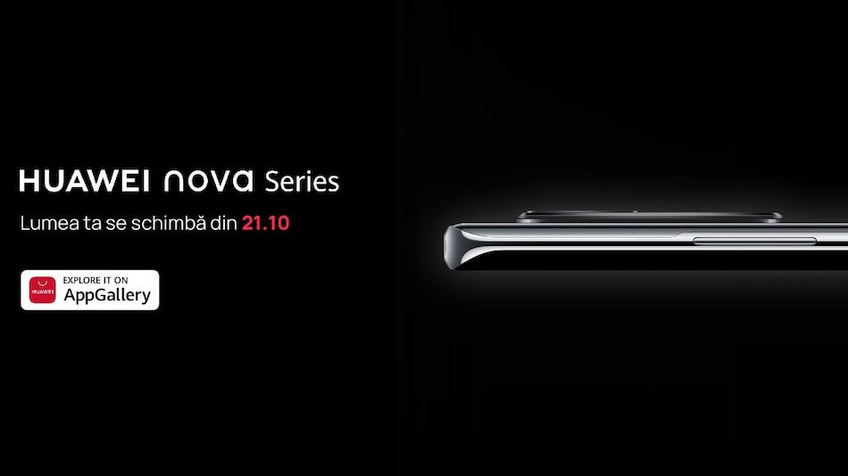 Huawei Nova Series Global Launch Set for October 21, Huawei Nova 9 and Nova 9 Pro Expected
